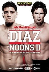 Primary photo for Strikeforce: Diaz vs. Noons 2