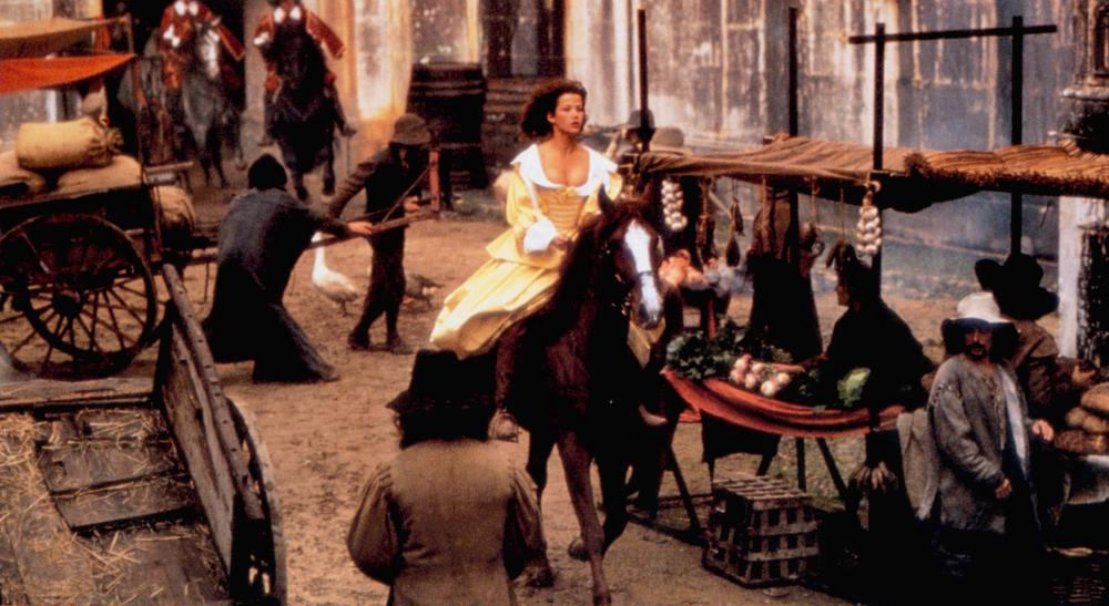 Revenge of the Musketeers (1994)