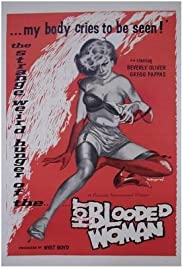 Hot Blooded Woman Poster