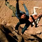 Eion Bailey and Yvonne Strahovski in The Canyon (2009)