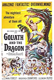 Goliath and the Dragon (1960) Poster - Movie Forum, Cast, Reviews