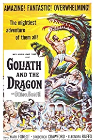 Primary photo for Goliath and the Dragon