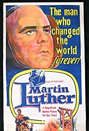 Martin Luther Poster