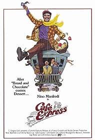 Café Express (1980) Poster - Movie Forum, Cast, Reviews