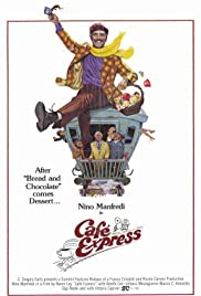 Café Express Poster