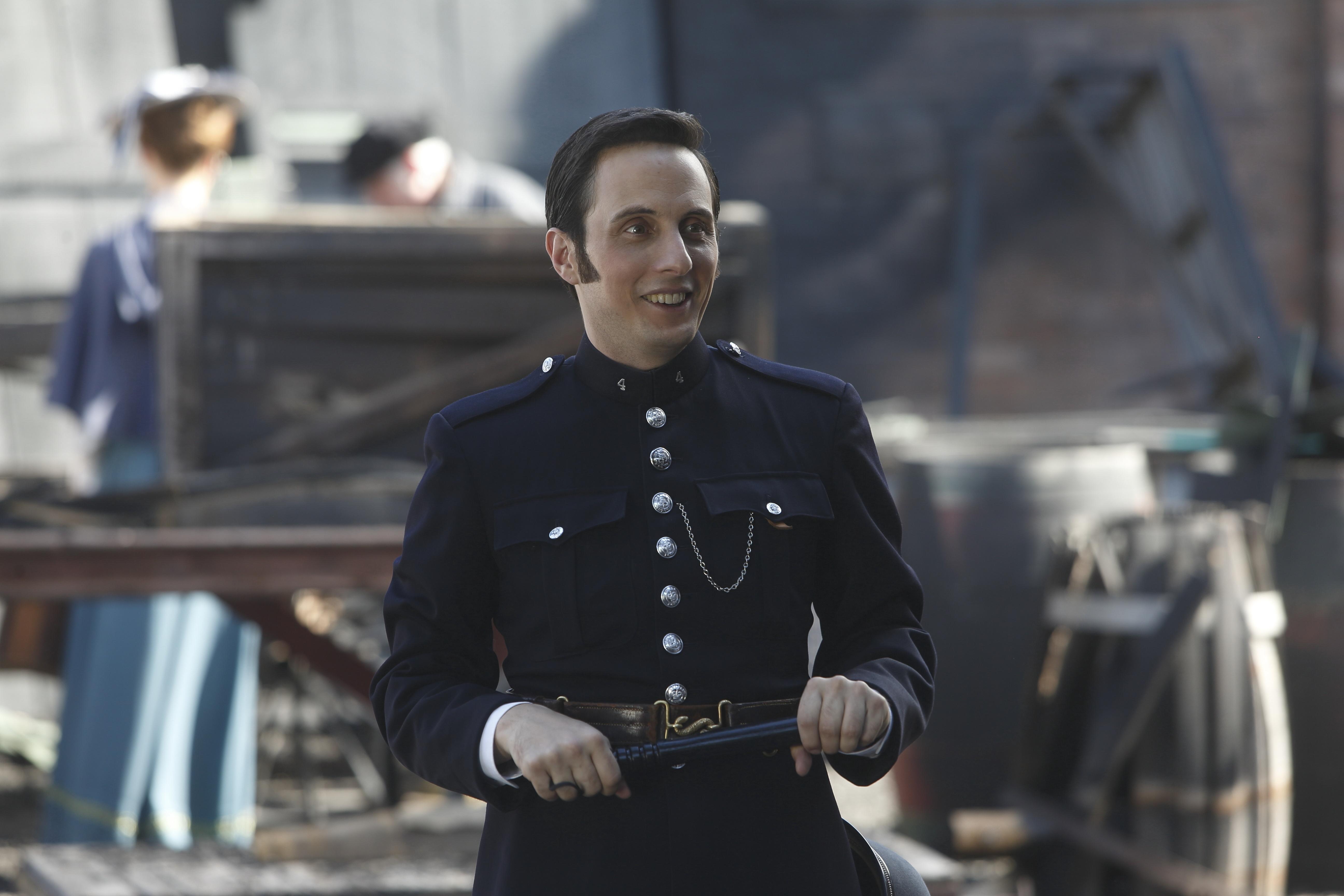 Jonny Harris in Murdoch Mysteries (2008)