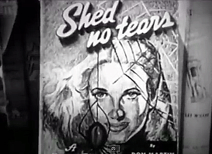June Vincent in Shed No Tears (1948)