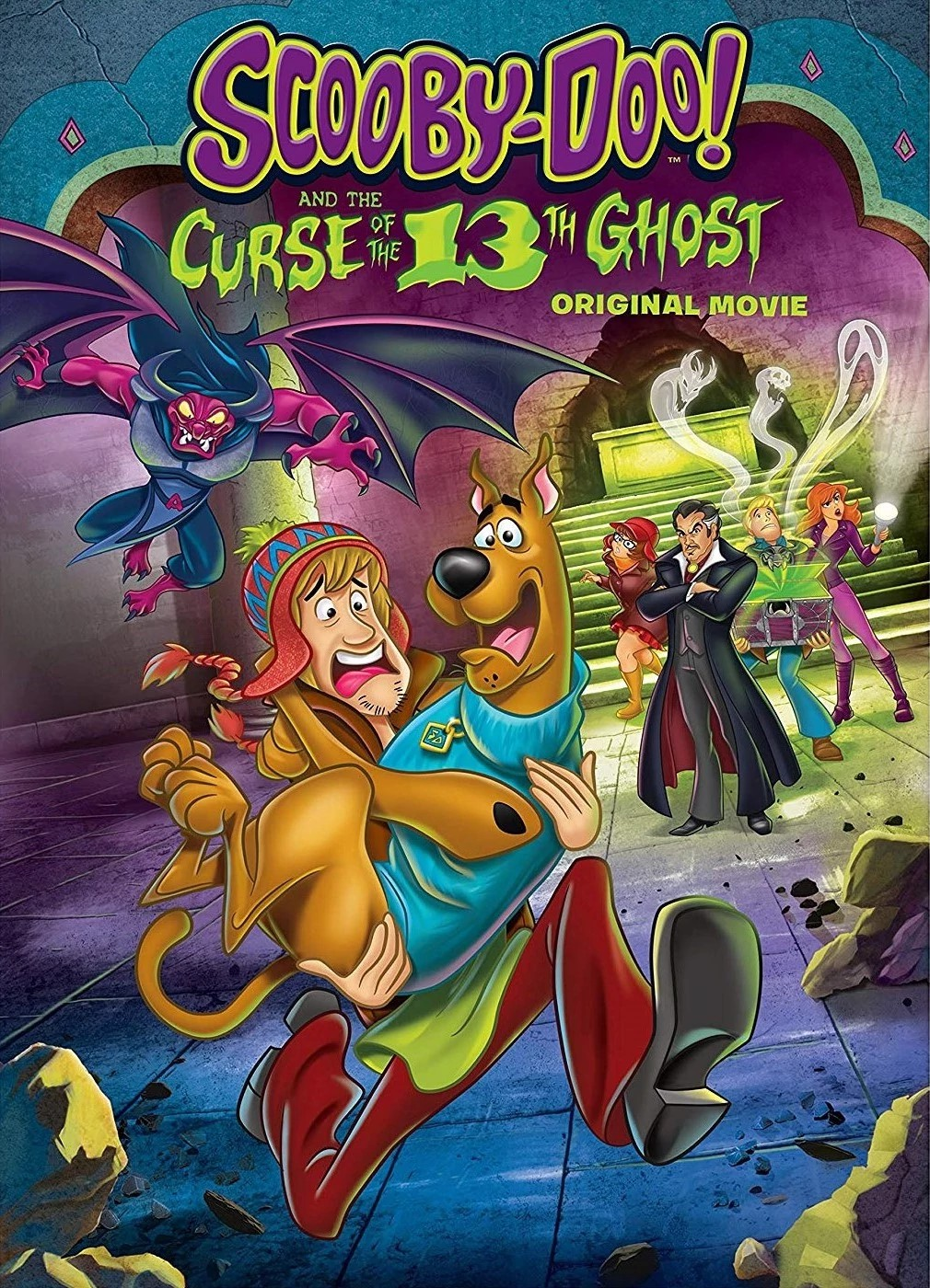 SCOOBY-DOO! AND THE CURSE OF THE 13TH GHOST (2019) online