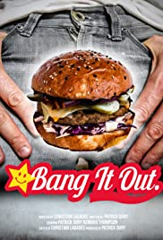 Bang It Out Poster