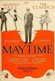 Harrison Ford, Clara Bow, Ethel Shannon, and Maxine Tabnac in Maytime (1923)