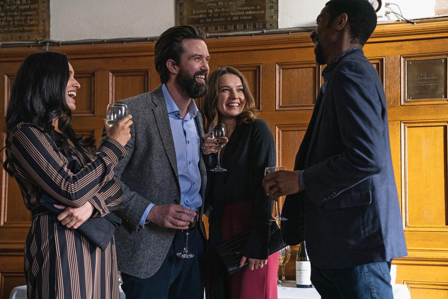 The Deceived (TV Series 2020) - IMDb