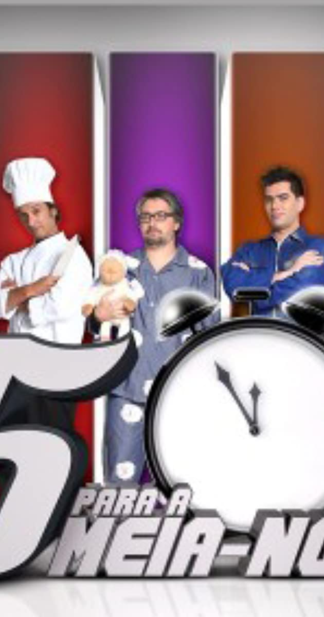 5 Para A Meia Noite Tv Series 2009 Imdb