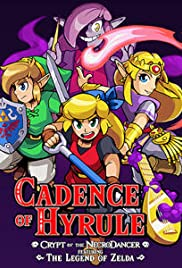 Cadence of Hyrule Poster