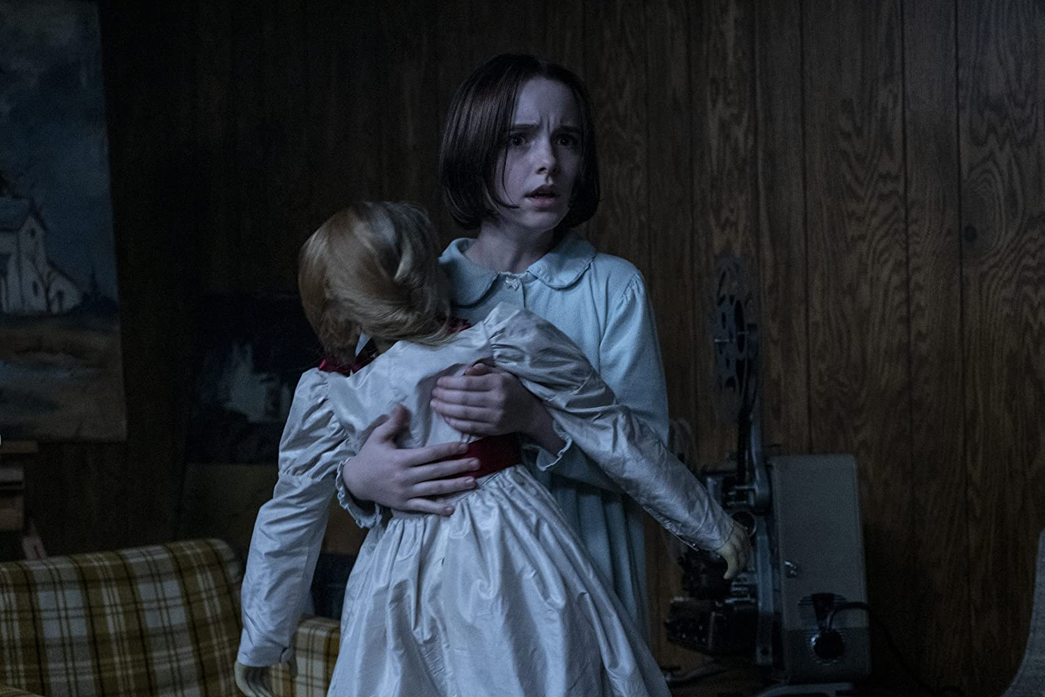 Mckenna Grace in Annabelle Comes Home (2019)