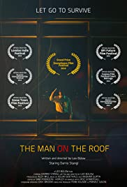 The man on the roof Poster