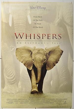Whispers: An Elephants Tale