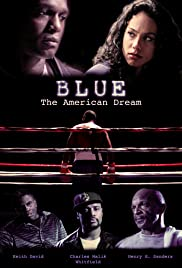 Blue: The American Dream Poster