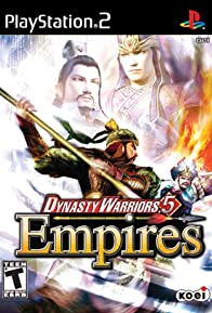 Primary photo for Dynasty Warriors 5: Empires