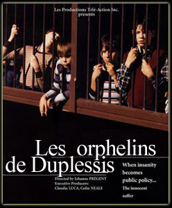 Ready movie 720p download Les orphelins de Duplessis [HD]