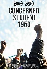 Concerned Student 1950 Poster