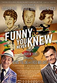 Funny You Never Knew Poster