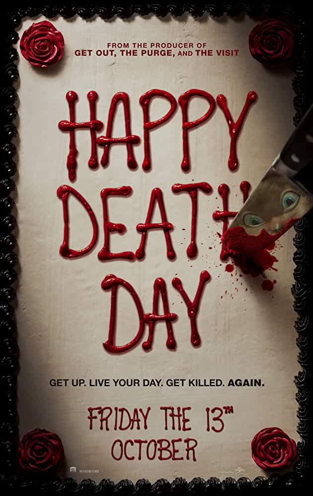 Happy Death Day (2017) ORG Hindi Dual Audio BluRay 720p | 480p Full Movie Download Watch Online [G-Drive]