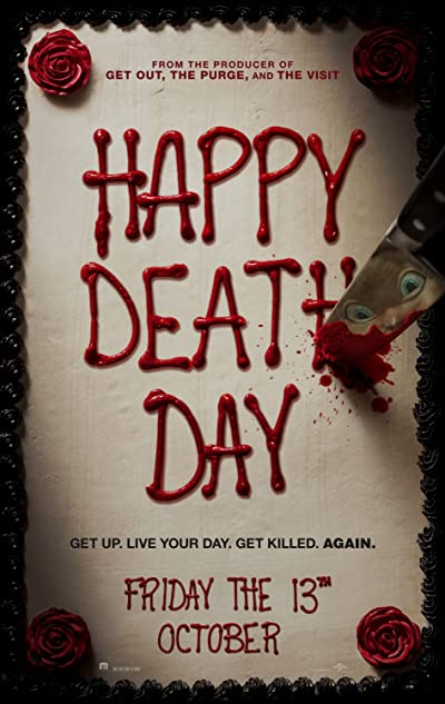 Happy Death Day (2017) BluRay 720p & 1080p