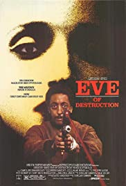 Eve of Destruction (1991) Poster - Movie Forum, Cast, Reviews