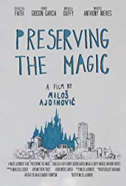 Preserving the Magic Poster