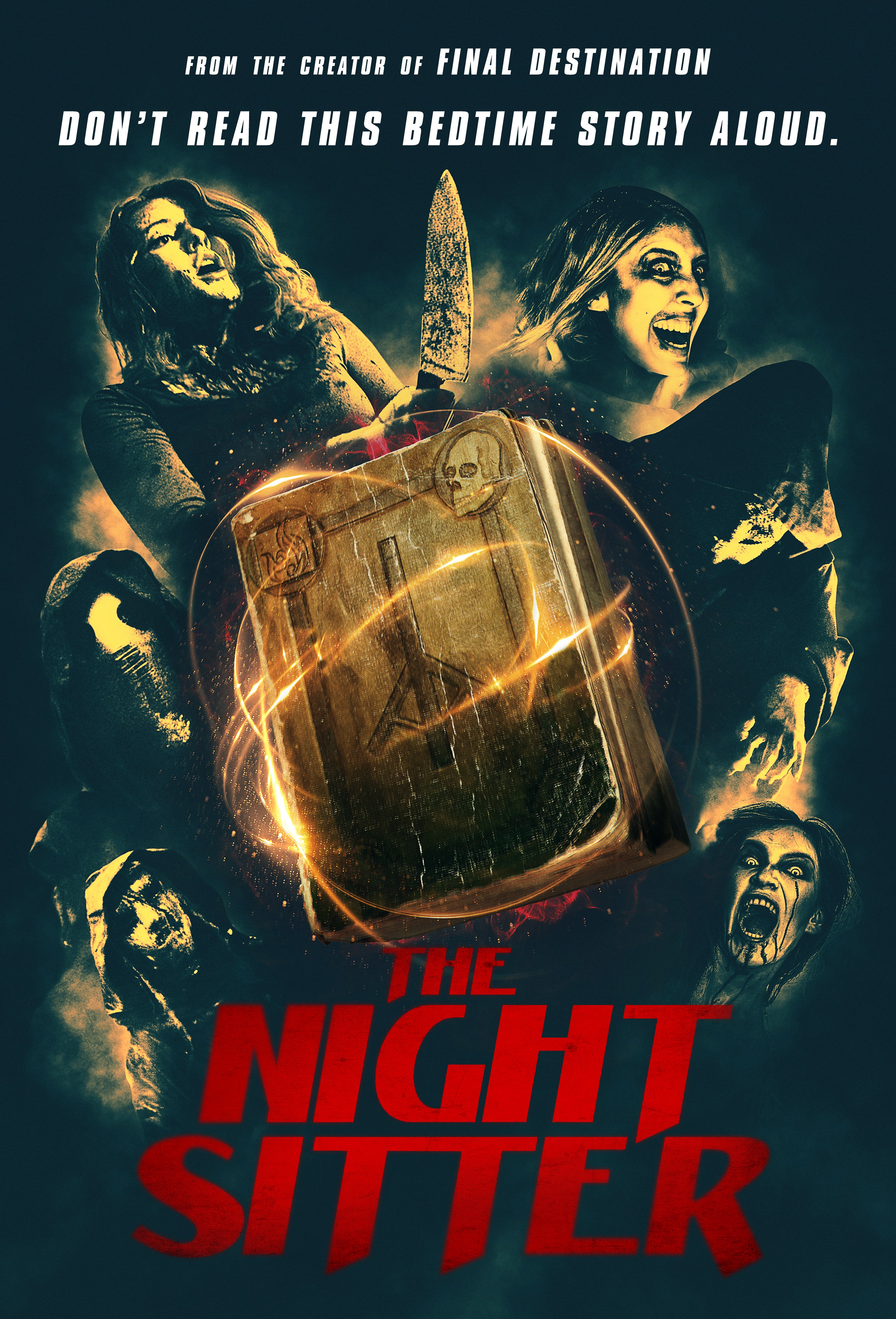 The Night Sitter (2018) - IMDb