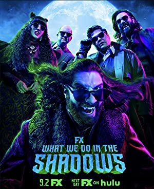 What We Do in the Shadows 3x04 - The Casino