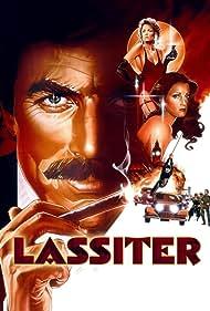 Tom Selleck, Lauren Hutton, and Jane Seymour in Lassiter (1984)
