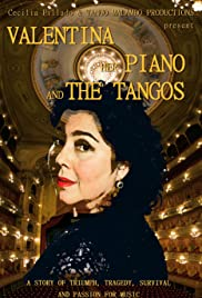 Valentina, Her Piano and the Tangos Poster
