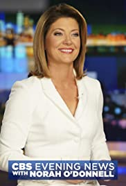 CBS Evening News with Norah O'Donnell Poster
