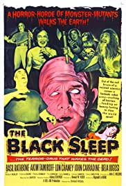 The Black Sleep Poster