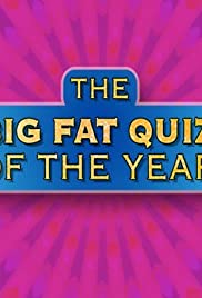The Big Fat Quiz of the Year Poster