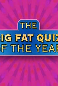 Primary photo for The Big Fat Quiz of the Year