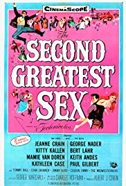 The Second Greatest Sex Poster