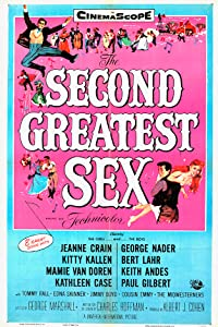 Free movies online The Second Greatest Sex none [640x640]