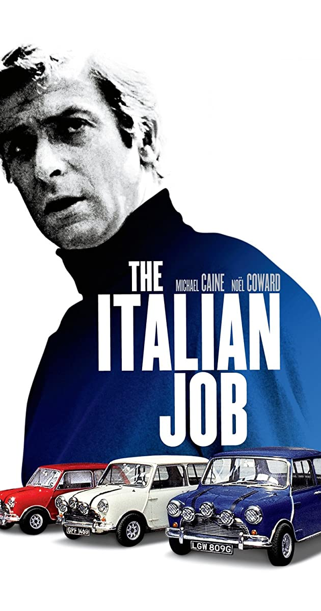 Subtitle of The Italian Job