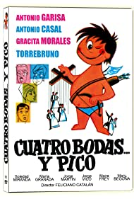 Cuatro bodas y pico (1963)