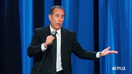 Comedy legend Jerry Seinfeld is back with an all new stand-up special: 23 Hours to Kill. This hour-long special showcases more of Seinfeld's sharp angles on everyday life. Jerry Seinfeld: 23 Hours to Kill streams May 5th, only on Netflix.