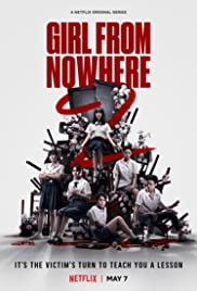Girl From Nowhere Poster