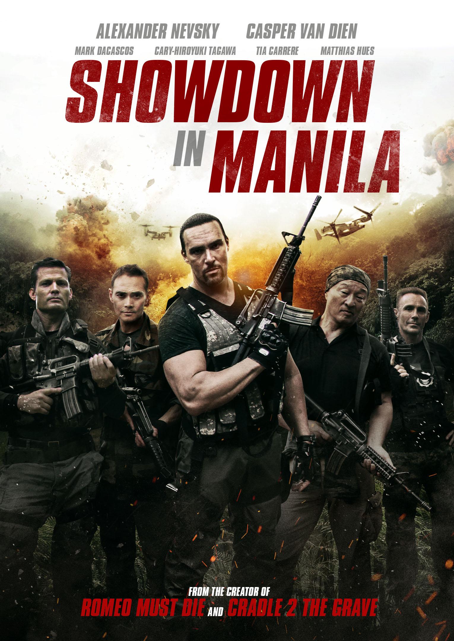 KAUTYNĖS MANILOJE (2016) / SHOWDOWN IN MANILA