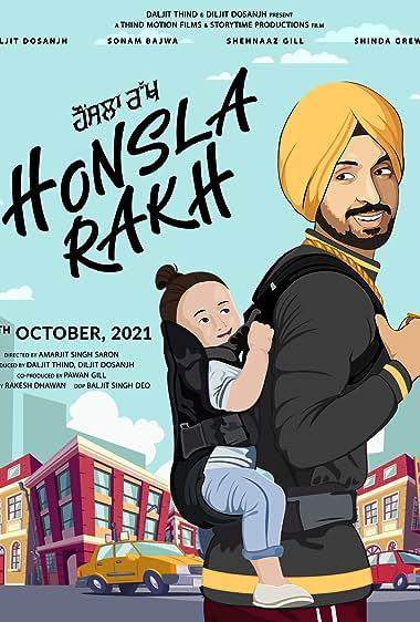 Honsla Rakh (2021) DVDScr Punjabi Full Movie Watch Online Free