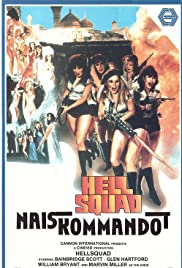 Hell Squad(1986) Poster - Movie Forum, Cast, Reviews