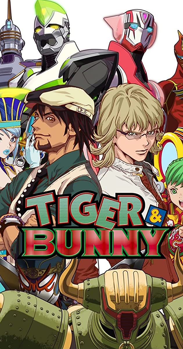 Tiger & Bunny (TV Series 2011– ) - IMDb