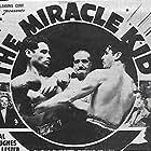 Joe Gray, Carol Hughes, Sam Lufkin, and Tom Neal in The Miracle Kid (1941)