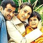 Karisma Kapoor and Sanjay Kapoor in Shakthi: The Power (2002)