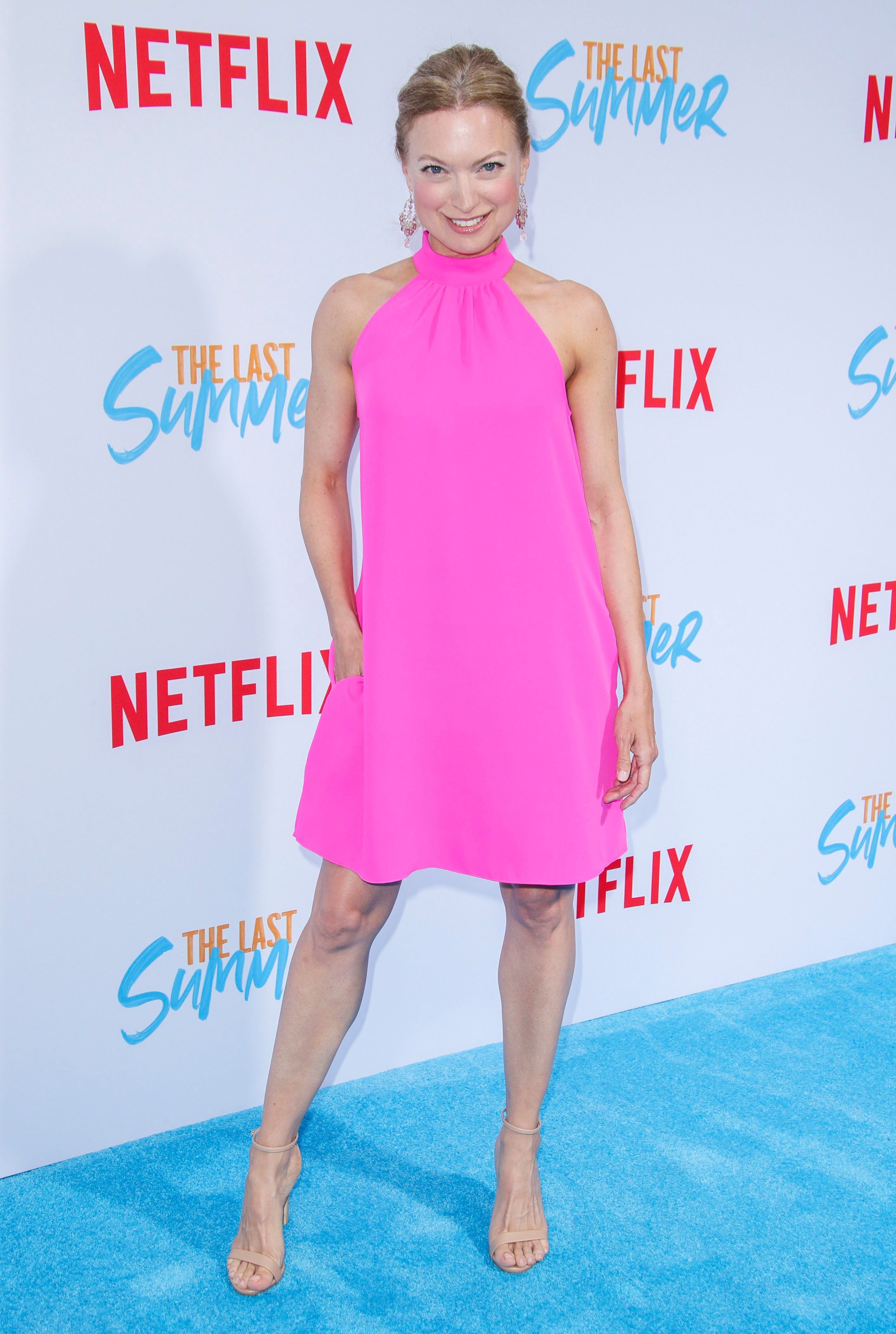 """Nicole Forester """"The Last Summer"""" Film Premiere Los Angeles 29 April 2019"""